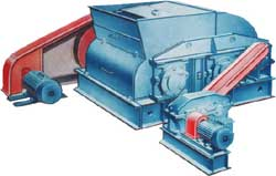 Roll crusher IAPD-I-21
